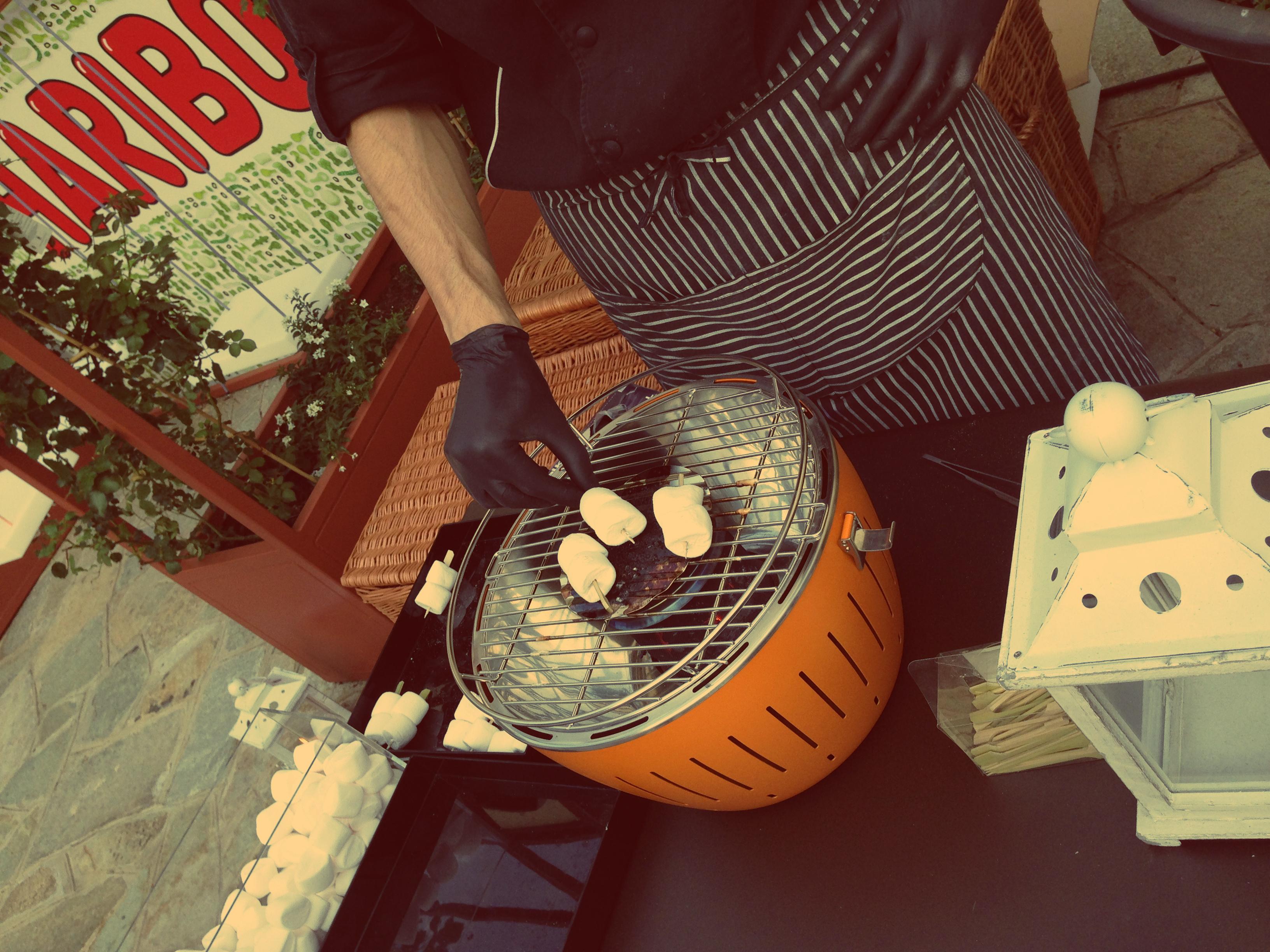 BBQ Marshmellow