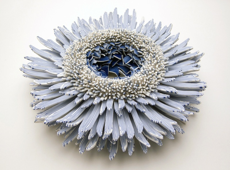Blue-White-porcelain-shards-flower_2