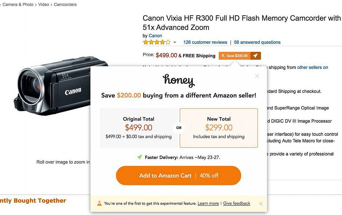 honey-amazon-camcorder